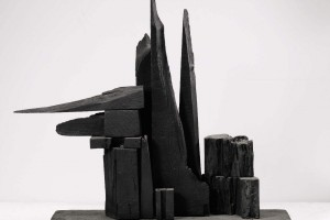 """Louise Nevelson, """"Moon Spikes IV"""", 1955, Milano. ©Louise Nevelson by SIAE 2013"""