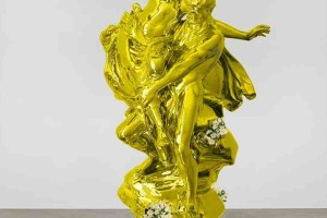 """Jeff Koons a Firenze per il progetto """"In Florence"""""""