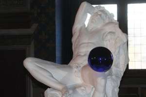 Jeff Koons, Gazing Ball