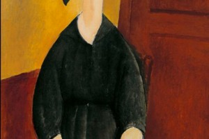 Amedeo Modigliani, Paulette Jourdain, 1919