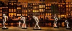 Alaa Minawi, My Light Is Your Light..., Amsterdam Light Festival